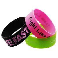 """735806494-159 - 1"""" Silicone Band Bracelet - thumbnail"""