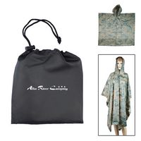 765667017-159 - Digital Camo Poncho in Pouch - thumbnail