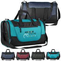 776363155-159 - Austin Nylon Collection Duffel Bag - thumbnail