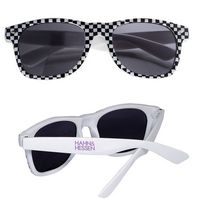 785667057-159 - Checkered Flag (Racing Theme) Sunglasses - thumbnail