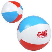 915666372-159 - Red, White & Blue Beach Ball - thumbnail