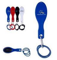 926019272-159 - Hairbrush w/Rubber Bands - thumbnail
