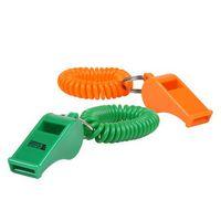 935666213-159 - Whistle Key Chain w/Coil Wristband - thumbnail