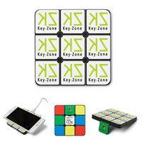 936106862-159 - Rubik's® Wireless Charging Pad - thumbnail
