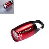964598018-159 - Baby Barrel 6 LED Torch w/Carabiner - thumbnail