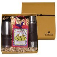 964912932-159 - Empire™ Tumbler & Thermal Bottle Decadent Cocoa Gift Set - thumbnail