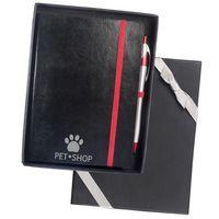 984491038-159 - Venezia™ Journal & Stream Stylus Pen Set - thumbnail