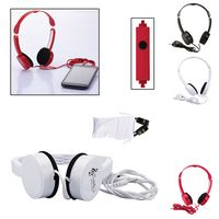 995667025-159 - Folding Headphones w/Microphone - thumbnail