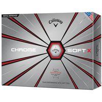 345549266-815 - Callaway Chrome Soft X Golf Balls (Factory Direct) - thumbnail