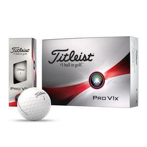 381386593-815 - Titleist Pro V1x Golf Balls - thumbnail
