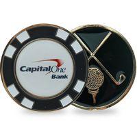 583417472-815 - Metal Poker Chip Ball Marker - thumbnail