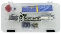 722594978-815 - Tackle Box Kit with Lure/Bobber & Fishing Line Clipper - thumbnail