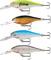 "751385391-815 - Rapala Shad Rap Fishing Lure - 3 1/2"" - thumbnail"