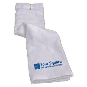 "79972771-815 - Turkish Trifold Golf Towel 16""x25"" - thumbnail"