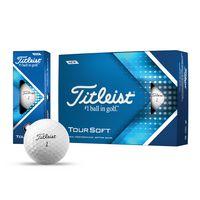 945549260-815 - Titleist Tour Soft Golf Balls - thumbnail