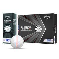 966480705-815 - Callaway Chrome Soft X Triple Track Golf Balls - thumbnail
