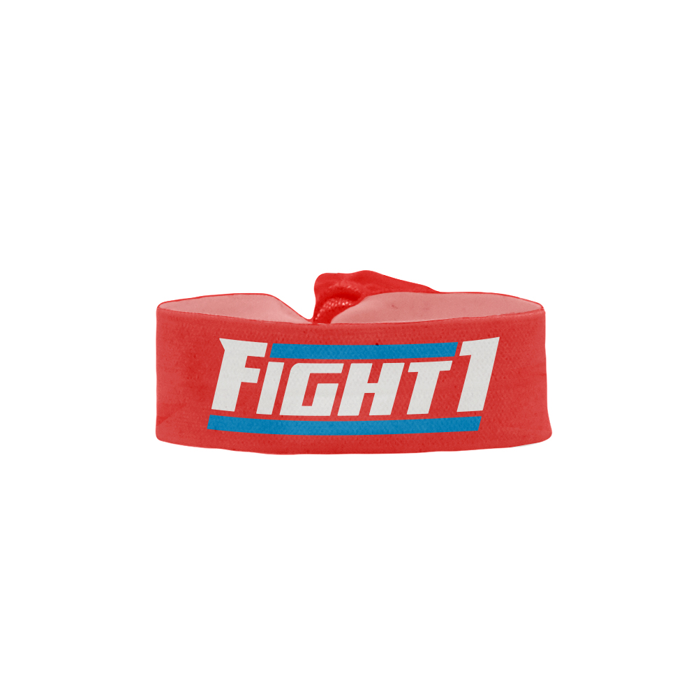 "135322389-190 - 3/4"" Dye-Sublimated Elastic Fold Over Wristband - thumbnail"