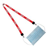 "386362233-190 - 3/4"" Dye-Sublimated Mask Keeper Pro w/Plastic Swivel Snap Hook - thumbnail"