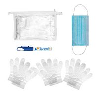 536363677-190 - Cap ColorView All Gift Set Bag ColorView All Sanitizer UnscentedView All Dropping By PPE Kit - thumbnail