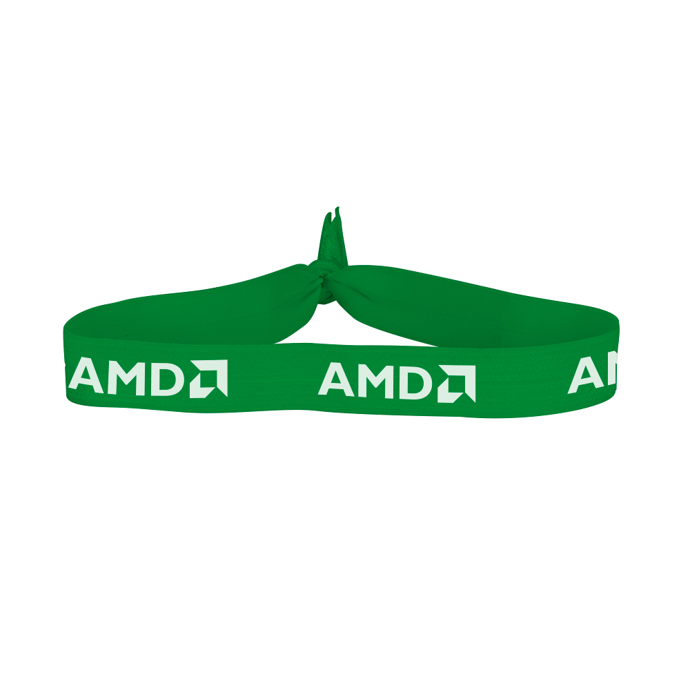 "595322409-190 - 3/4"" Imported Screenprinted Headband w/ 1-Color Imprint - thumbnail"