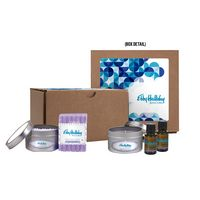 946434022-190 - Essential Oil ScentView All Ultimate Spa Set in Cardboard Gift Box - thumbnail