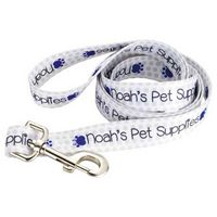 "314322041-103 - Full Color 1"" Wide Premium Pet Leash - thumbnail"