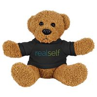 "765156271-103 - 6"" Rag Bear with Shirt - thumbnail"