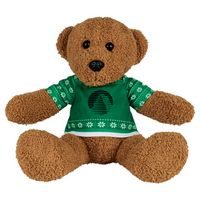 "915156229-103 - 8"" Ugly Sweater Rag Bear - thumbnail"