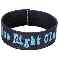 "944322050-103 - Full Color 1"" Elastic Wristband - thumbnail"