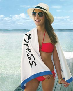 354565770-173 - Turkish Signature™ Midweight Islander Beach Towel™ - thumbnail
