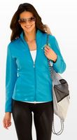 765353588-175 - Women's Greg Norman Embossed Dot Jacket - thumbnail
