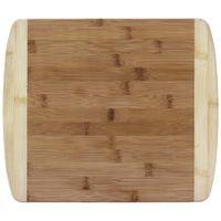 "525944838-815 - Two-Toned Bamboo Cutting Board 13"" - thumbnail"