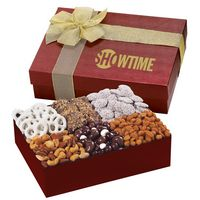 132945494-153 - 6 Way Deluxe Gift Box - Luxury Sweet Sampler - thumbnail
