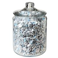 134419202-153 - Gallon Glass Jar - Hershey's® Kisses® - thumbnail