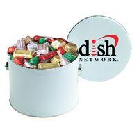144096145-153 - Hershey's Holiday Mix in Half Gallon Tin - thumbnail