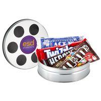 151640816-153 - Small Film Reel Tin - Movie Pack - thumbnail