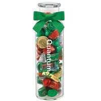 184493615-153 - Glass Hydration Jar - Hershey's® Holiday Mix (24 Oz.) - thumbnail