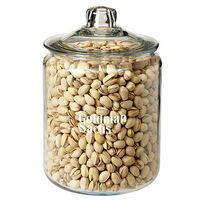 334419205-153 - Gallon Glass Jar - Pistachios - thumbnail