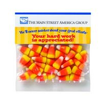 342527385-153 - Haunted Header Bag w/ Candy Corn (2 oz) - thumbnail