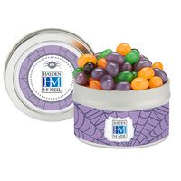 345193761-153 - Candy Cauldron Tin w/ Monster Mix Jelly Belly Jelly Beans - thumbnail