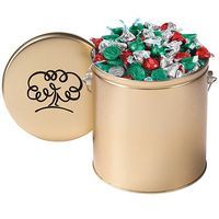 395184608-153 - Hershey's® Holiday Kisses in Gallon Tin - thumbnail
