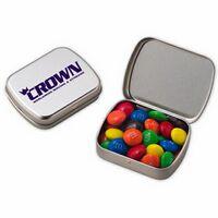 501997664-153 - Small Hinged Tin - M&M's® - thumbnail