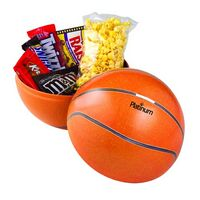 502000226-153 - Large Themed Tin Banks - 1 Bag of Butter Popcorn & 5 Assorted Candies - thumbnail