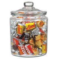515182968-153 - Half Gallon Glass Jar - Hershey's® Everyday Mix - thumbnail