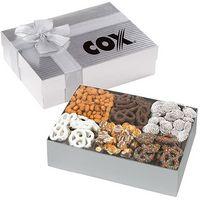 515184042-153 - 6 Way Deluxe Gift Box - Ultimate Snack Indulgence - thumbnail