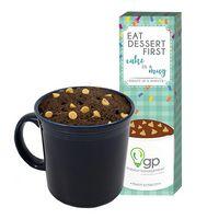 535805901-153 - Mug Cake Gift Box - Peanut Butter Cup Cake - thumbnail