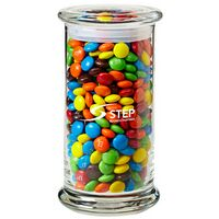 554417466-153 - Status Glass Jar - M&M's® (20.5 Oz.) - thumbnail