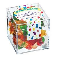 555432314-153 - Signature Cube Collection w/ Gummy Bears - thumbnail