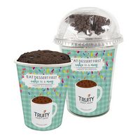 555806238-153 - Mug Cake Snack Cup - Chocolate Lover's Cake - thumbnail