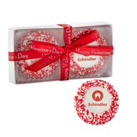576195258-153 - Valentine's Day Belgian Chocolate Custom Oreo® Gift Box - thumbnail